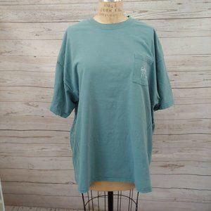 Guy Harvey Mens Short Sleeve T-Shirtw Pocket 2XL